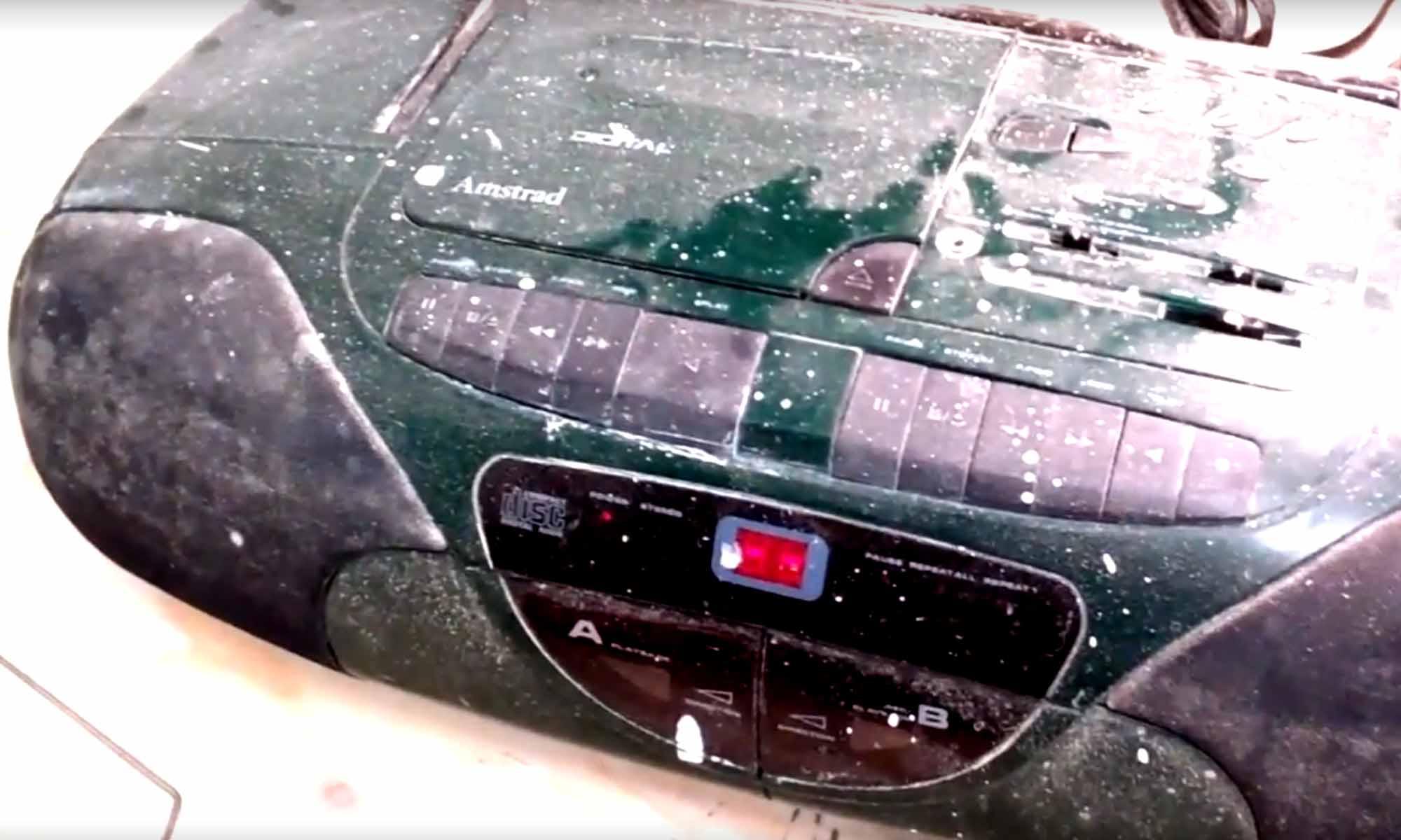 Amstrad Radio