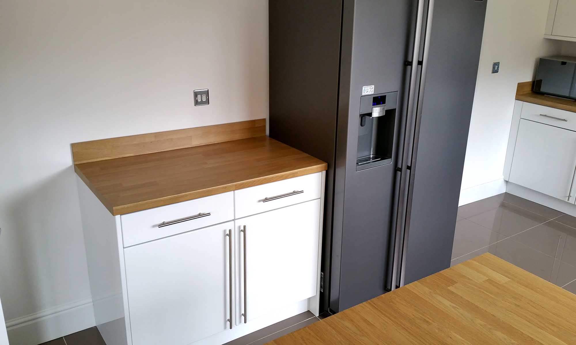 Kitchen Unit Move