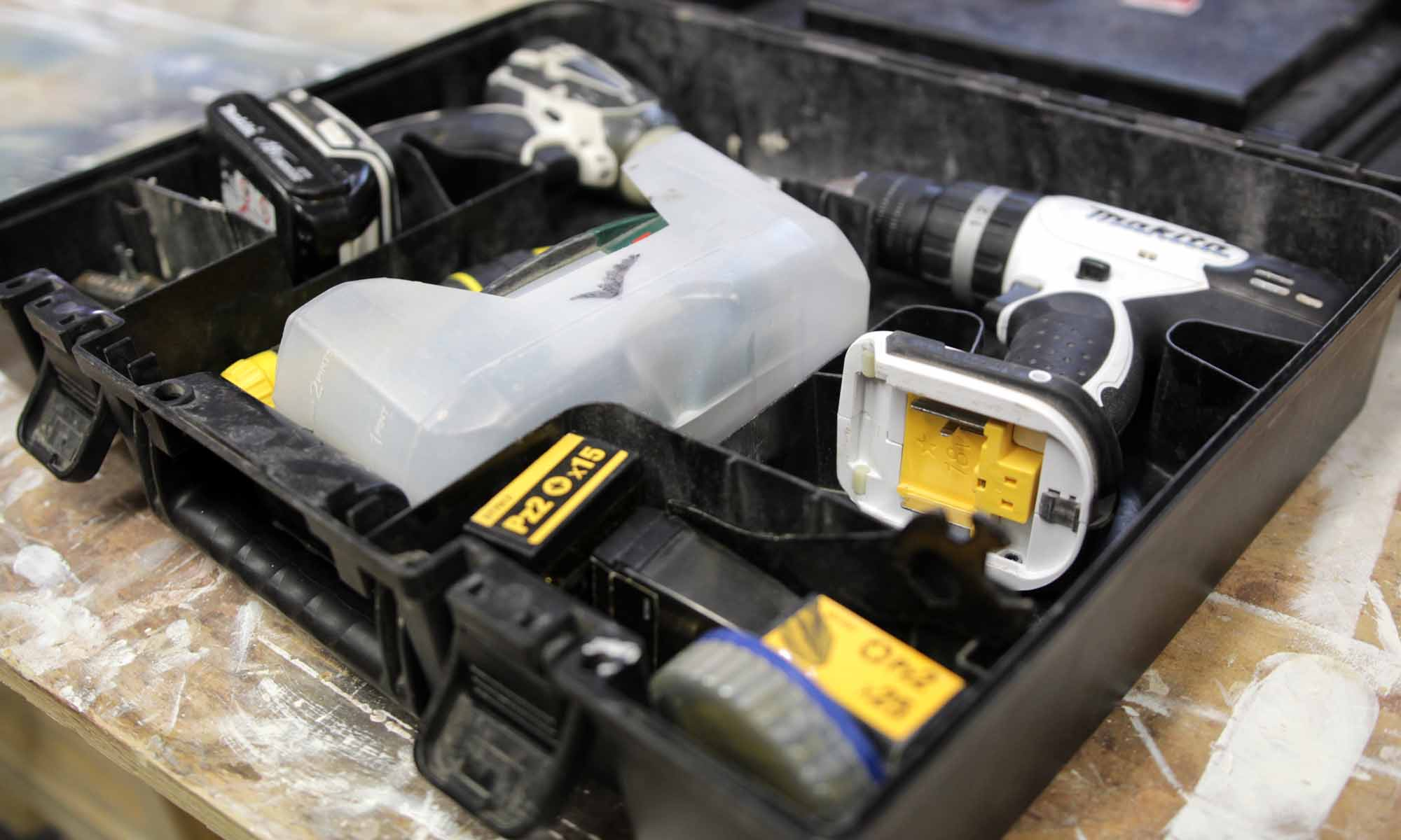 Makita Drill Box