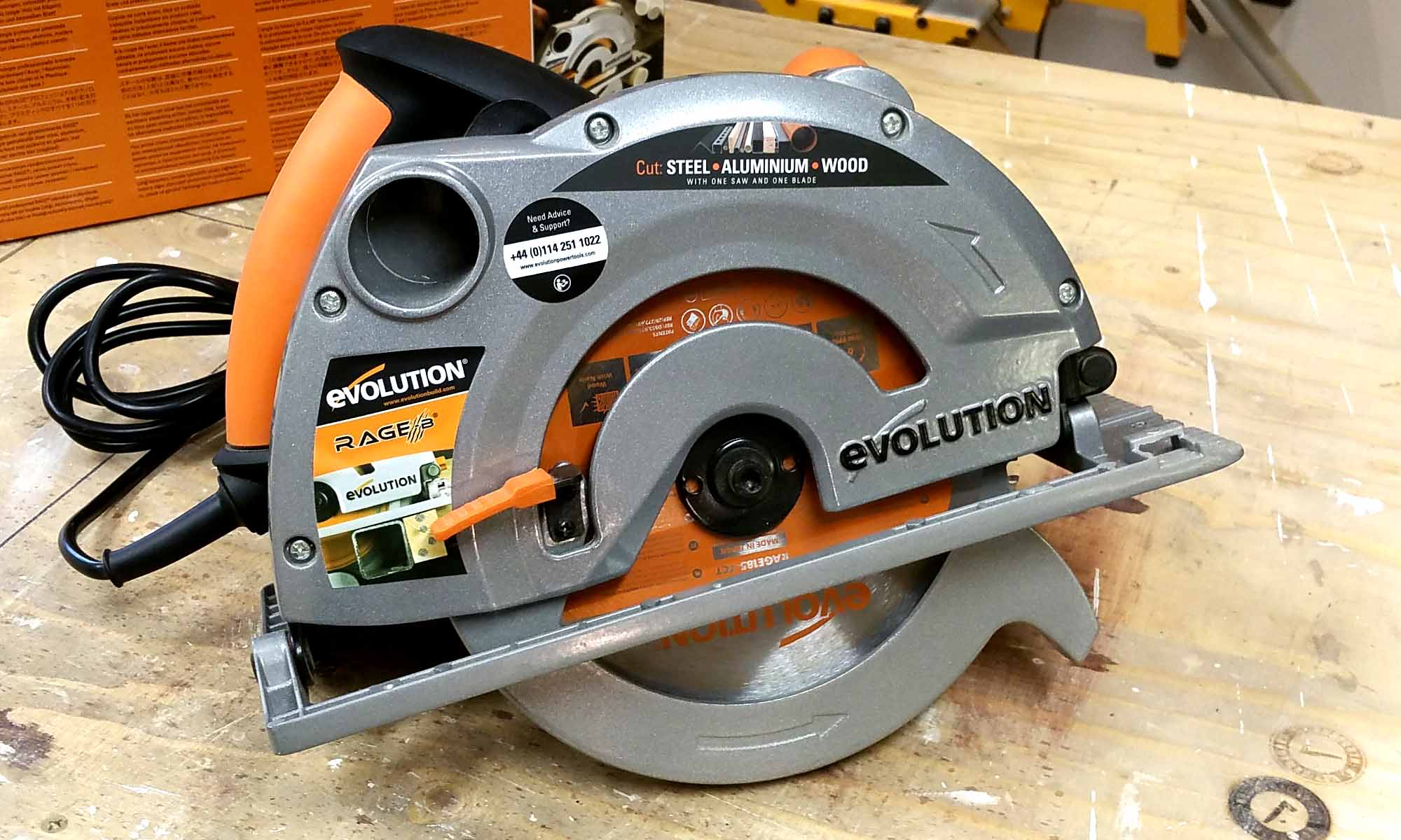 Evolution Circular Saw Review