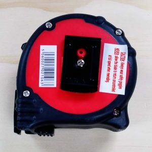 Metric Only Tape Measure - Belt Clip