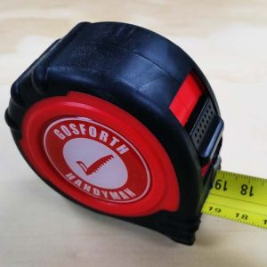 Metric Only Tape Measure