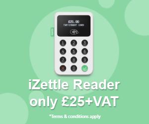 iZettle Discount Code