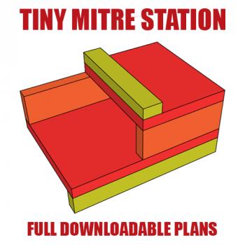 Tiny Mitre Station Plans
