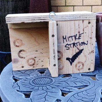Tiny Mitre Station