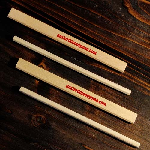 Gosforth Handyman Carpenter Pencils