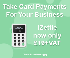 iZettle Card Offer