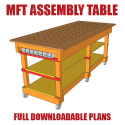 MFT Assembly Table Plans