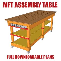 MFT Assembly Table Plans