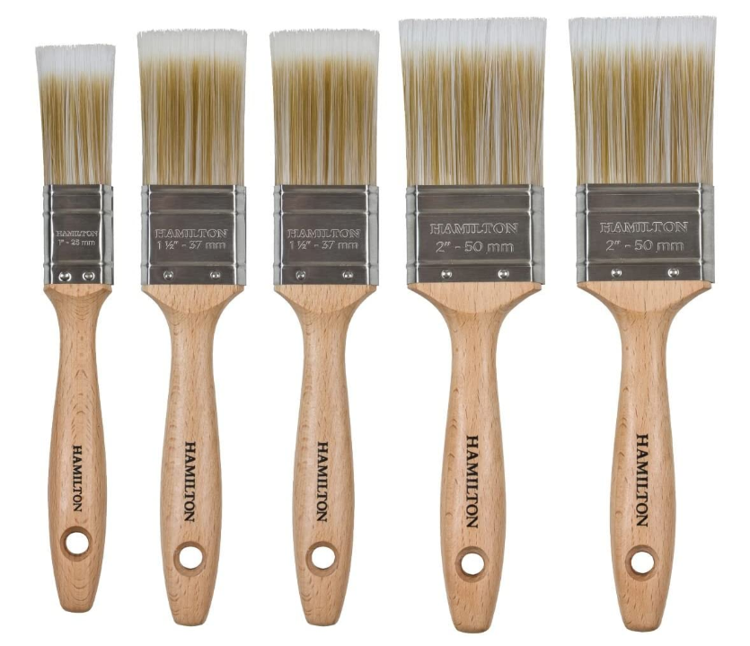 Hamilton Trade Paint Brushes