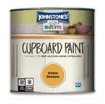 Johnstone's Revive Cupboard Paint - for MDF and Melamine