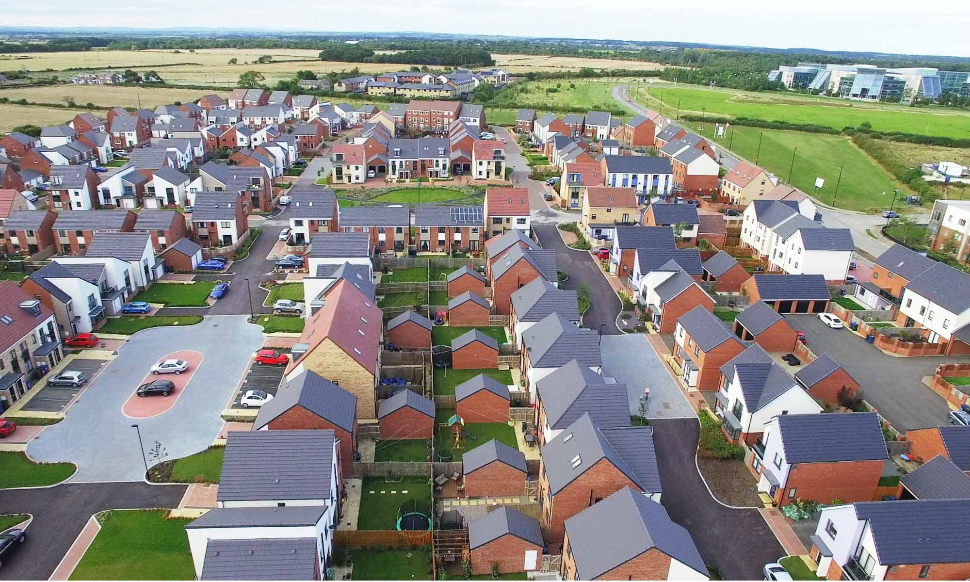 New Build Houses in the UK